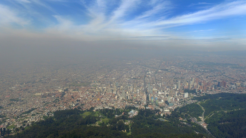Operación y calidad del aire de CORANTIOQUIA