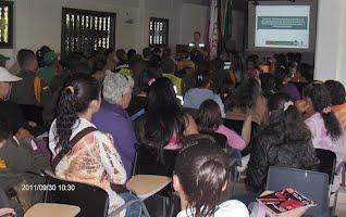 Promover hogares sostenibles en los corregimientos de Medellín