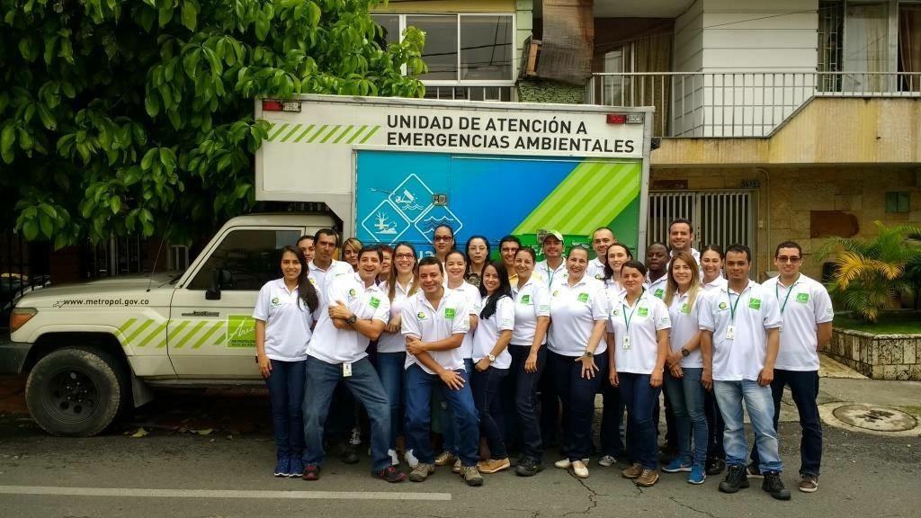 Unidad de Emergencias Ambientales- AMVA